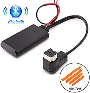Car Bluetooth AUX Audio Receiver Adapter Cable for Pioneer IP-BUS 11Pin CD DVD P99 P01