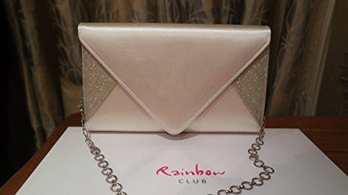 by Club DIANNE Envelop by RAINBOW Style Shimmering RAINBOW Ivory Club Shimmering Ivory Envelop Style DIANNE qYqCfw