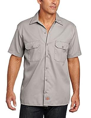Dickies Men's Short Sleeve Work Shirt