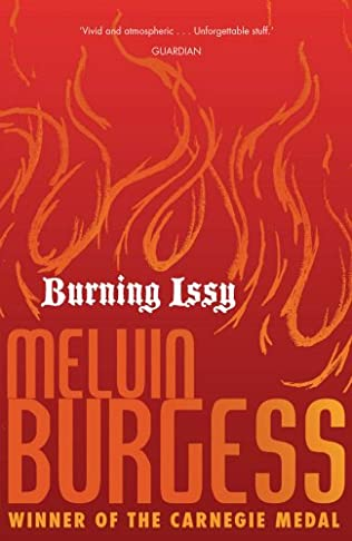 book cover of Burning Issy