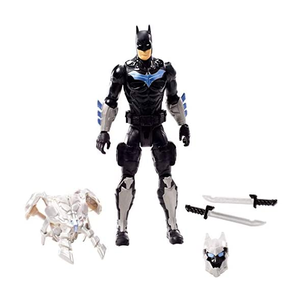 Action Play Batman Knight Missions Ninja Batman Figure
