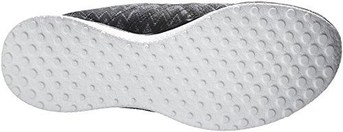 Skechers - Zapatillas de Material Sintético para mujer negro negro/blanco negro/blanco