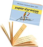 le papier d 39 armenie set of 3 booklets home kitchen. Black Bedroom Furniture Sets. Home Design Ideas