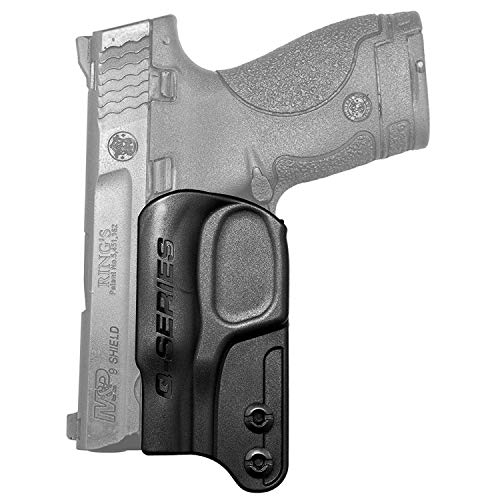 Q-Series Stealth Gun Holsters - Minimalist Concealed Carry Holster for Pistols (The Best 40 Caliber Pistol For Concealed Carry)