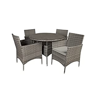 41DjKh9403L._SS300_ Wicker Dining Tables & Wicker Patio Dining Sets