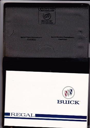 1996 buick regal owners manual buick amazon com books rh amazon com 96 buick regal repair manual 1996 buick regal repair manual