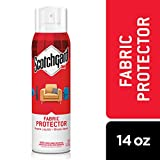 Scotchgard Fabric & Upholstery Protector, Repels Liquids, Blocks Stains, 14 Ounces
