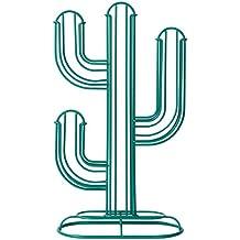 Suporte Cápsulas de Café Nespresso Cactus Verde Metal Urban