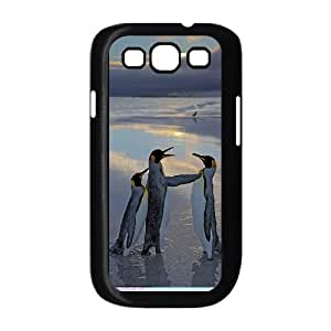 AinsleyRomo Phone Case Lovely penguin pattern case For Samsung Galaxy S3 FSQF495561