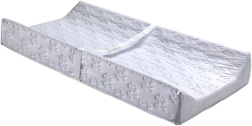 Child Craft Changing Pad (Child Craft Contour Changing Pad with Safety Belt, White)