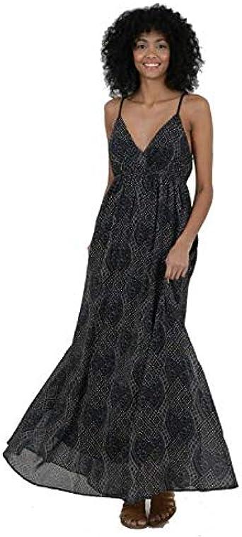 Molly Bracken Maxi Robe Graphique Amazon Fr Vetements Et Accessoires