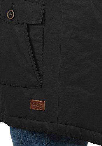 BLEND 70155 Hombre Black de Chaqueta Invierno para Ceasar vwxr1qBv