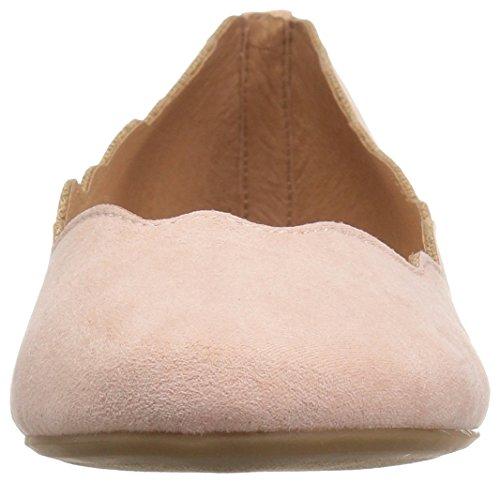 Alexander Women's Blush Flat Suede Ballet Tallye Athena wTn0xd18n