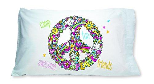 Camp Autograph Pillowcase (Camp Peace Friends)