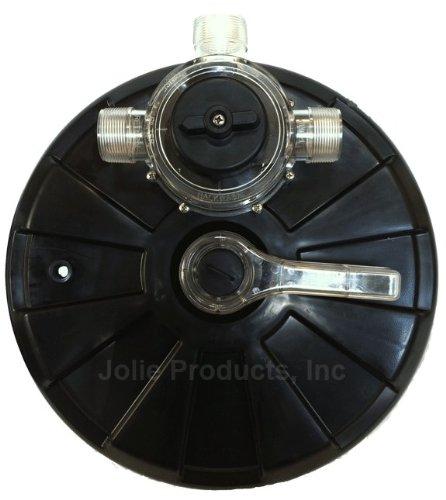 Pondmaster Pressurized Filter Lid - Fits all 3 Pressurized Models - 05099 ()