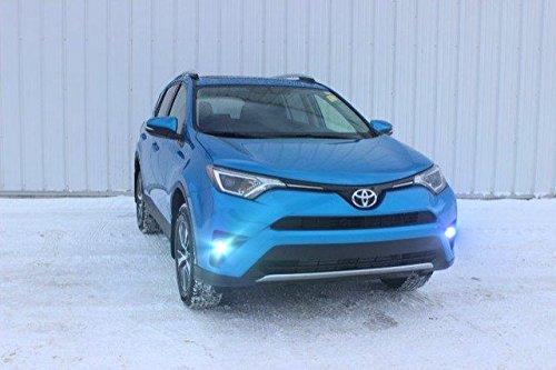 2016 2017 Toyota Rav4 Xenon Halogen Fog Lamps Driving Lights Blinglights