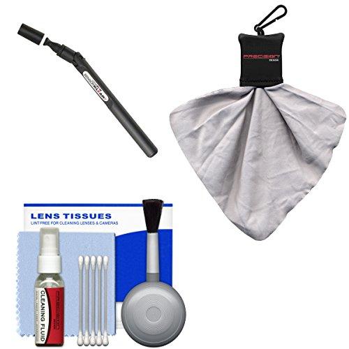 Lenspen SensorKlear II SENSOR Cleaning Pen + Kit for Canon, Nikon, Fuji, Olympus,Panasonic, Pentax & Sony ILC/DSLR Cameras ()
