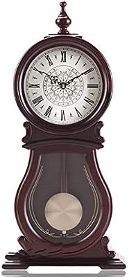 Relojes y relojes de madera Adornos Relojes antiguos Relojes Decoración de la sala Estilo chino Relojes antiguos Relojes de mesa europeos grandes Relojes y ...