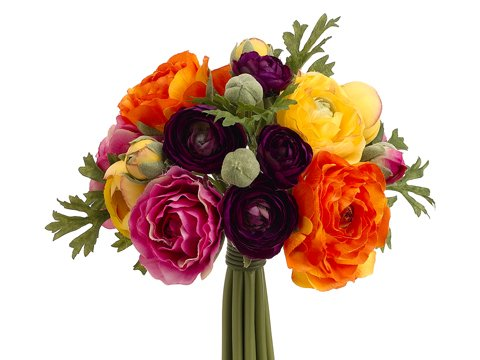 9-Ranunculus-Bouquet-Purple-Orange-Pack-of-6
