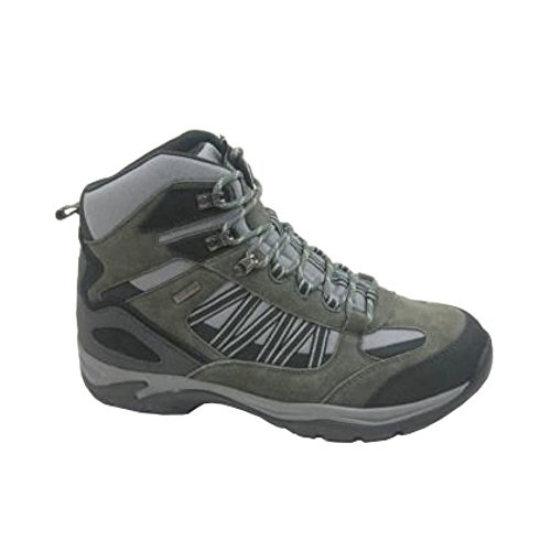 Nylon Black Johnscliffe Boot Mens Scout Hiking Suede Olive wURUBxq