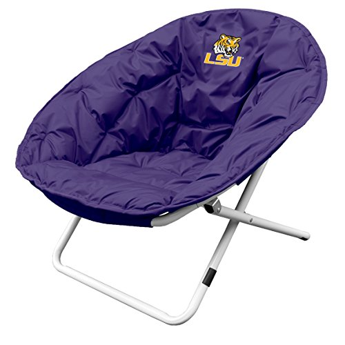 Logo Brands NCAA LSU Tigers Sphere (Lsu Tigers Chair)