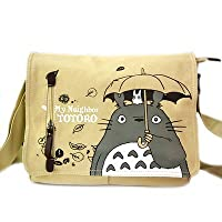Maggift Anime Cute My Neighbor Totoro Hombro Messenger Mano hombros Cosplay Bolsa
