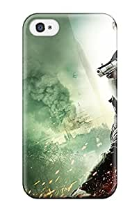 Hot 2011737K29554509 New Splinter Cell Conviction (2010) Game Tpu Cover Case For Iphone 4/4s