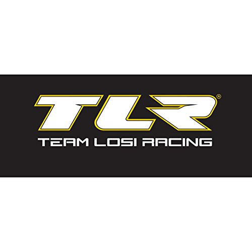 Team Losi Racing TLR Track Banner 3 x 6, TLR0521 ()