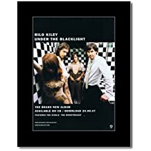 Music Ad World RILO KILEY - Under The Blacklight Mini Poster - 28.5x21cm