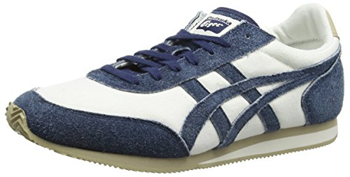 White Asics Basses D40QQ Adulte Sakurada Blanc Mixte 0150 Baskets qCqfrw0