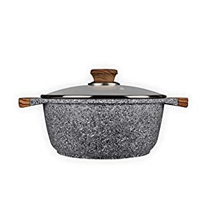 Maifan Stone No Oil Smoke Non-stick Pan, Deep Soup Pot Soup Stew Pot Pot Cooker Gas Can Use Pot