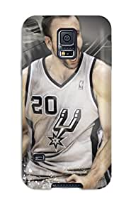 9180289K809219938 san antonio spurs basketball nba (11) NBA Sports & Colleges colorful Samsung Galaxy S5 cases