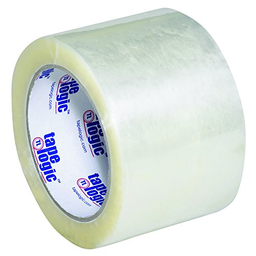 Tape Logic TLT905600 #600 Hot Melt Tape, 1.6 Mil, 3