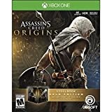 Assassin's Creed Origins Gold Edition for Xbox One rated M - Mature