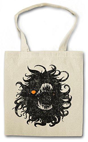 CTHULHU AZATHOTH Hipster Shopping Cotton Bag Cestas Bolsos Bolsas de la compra reutilizables