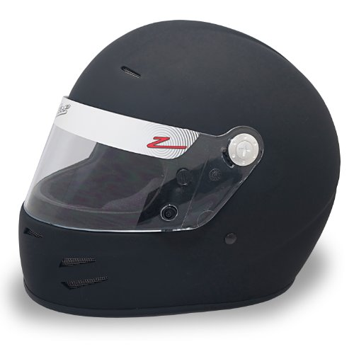 Zamp H71403FXL FSA-2 Full Face Helmet, Matte Black, X-Large