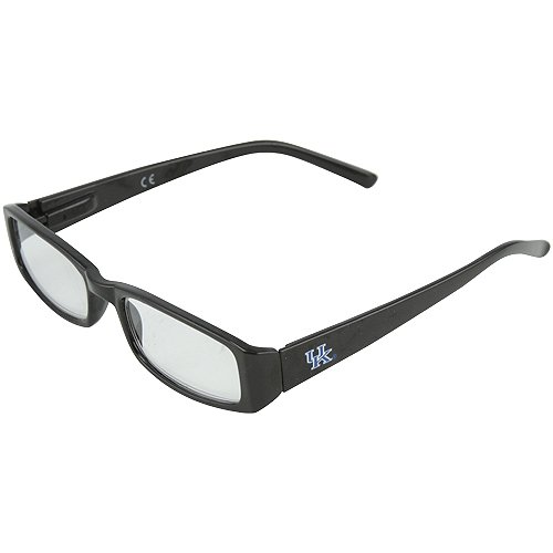- NCAA Kentucky Wildcats Frame Readers +1.50 Glasses, One Size, Black