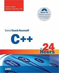 Sams Teach Yourself C++ in 24 Hours, Starter Kit (4th Edition) (Sams Teach Yourself)