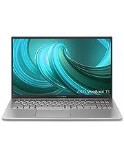 "Asus VivoBook 15 Laptop Delgada y Ligera, 15.6"" Full HD, AMD Quad Core R5-3500U CPU, SSD de 128 G + Disco Duro 1T., Transparente Plateado, 15-15.99 Inches"