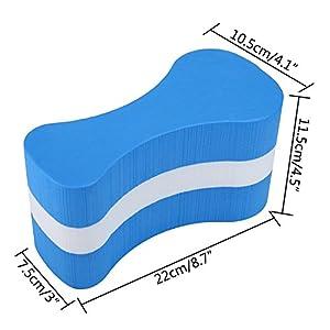 Generic Accessories Niceeshop(Tm) Foam Dumbbells Water Aerobic Exercise Hand Bars Pool Resistance Exercises Equipment, Set of 2