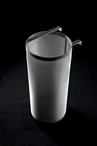 East Coast Brew Parts 6'' x 14'' 300 Micron Hop Filter Homebrew by East Coast Brew Parts