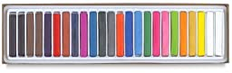 Prang Pastello Art Chalk for Paper Assorted Colors per Box (10440) (2 Boxes of 24)