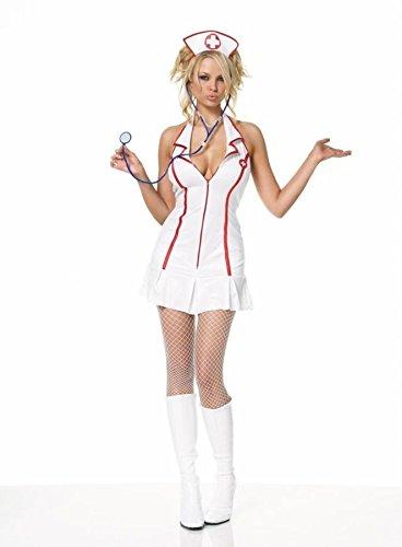 GTH W (Sexy Nurse Fancy Dress)
