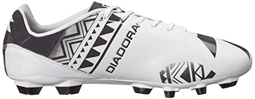 LPU NA Soccer Diadora White DD Cleat 3 Black R Men's qEErnX