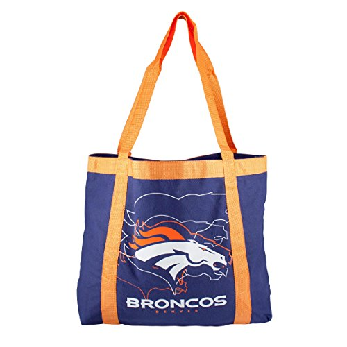 Littlearth NFL Team Tailgate Tote Bag (Denver Broncos)