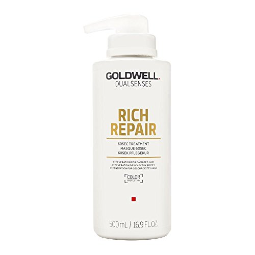 - Goldwell Dualsenses Rich Repair 60sec Treatment 500ml