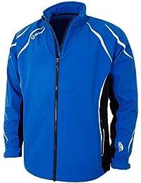 Carleton Long Sleeve Jacket Blue XX-Large- golf outerwear
