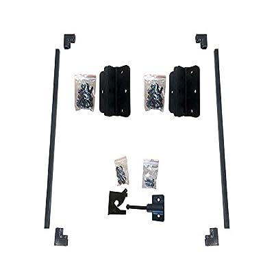 XCEL Fence 5' H DIY Gate Kit