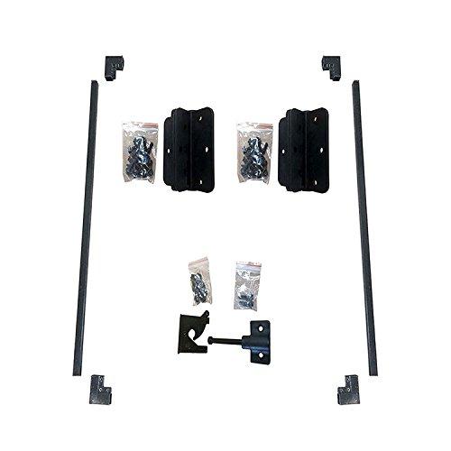 XCEL Fence 5' H DIY Gate Kit ()