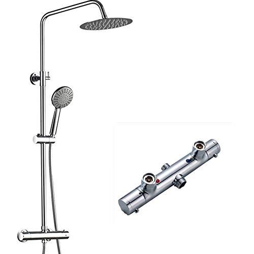 Alert Bathtub Faucets Luxury Silver Brass Bathroom Rain Handheld Shower Double Handle Ceramics Telephone Type Bath Mixer Tap As Effectively As A Fairy Does Bathroom Fixtures Home Improvement